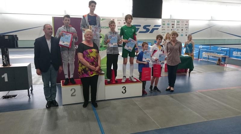 Dominik Kania wywalczył 6 miejsce w Gdańsku!
