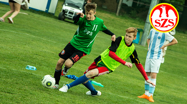 Piłka Nożna Chłopców klas 4-6 podsumowanie
