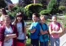 Klasy 5 w Ogrodzie Botanicznym