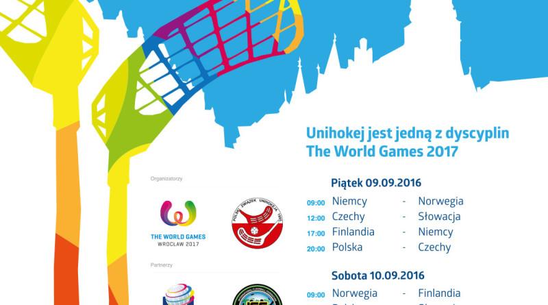 6th Polish Open 2016 w Unihokeju Mężczyzn